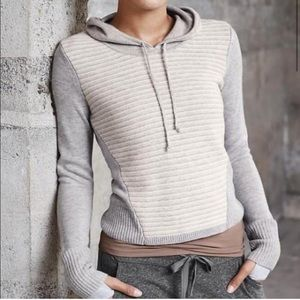 Athleta. Merino wool hoodie. Uber soft! Medium